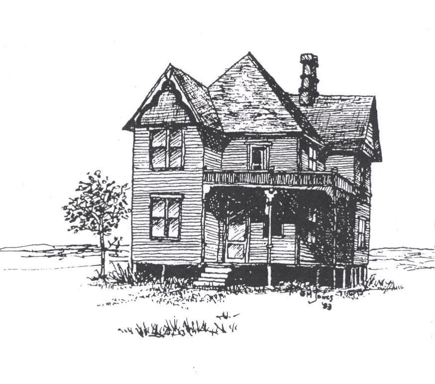 Sir Edward Walter's Haunted House