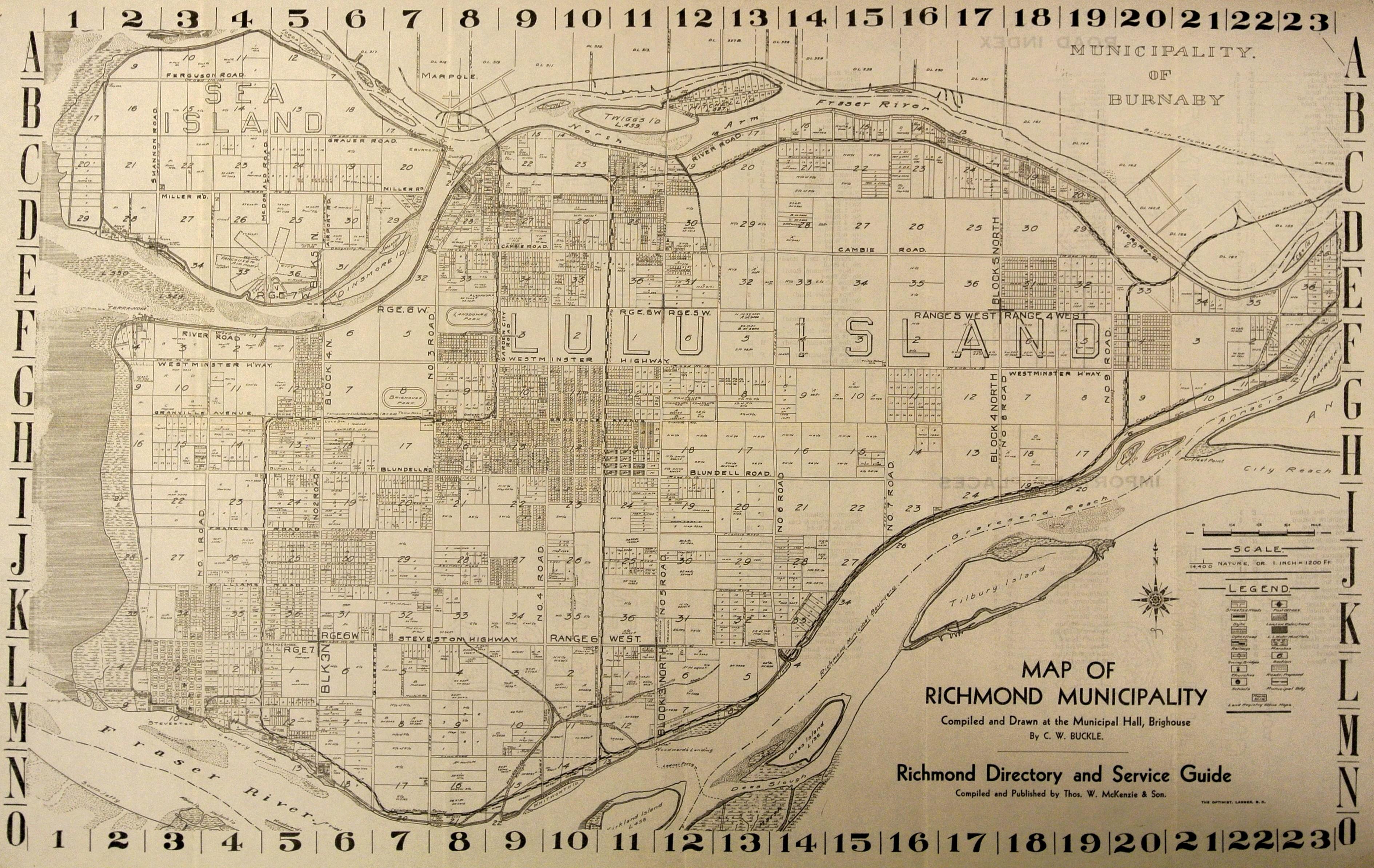 City Street Map Richmond Va