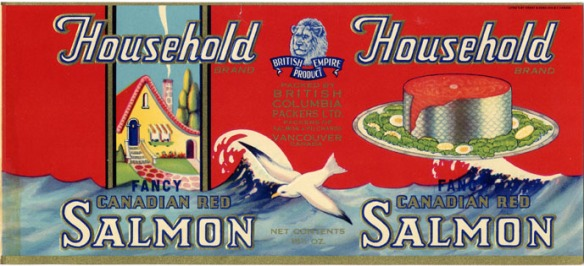 Household Brand Salmon