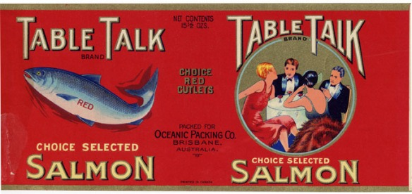 Table Talk Brand