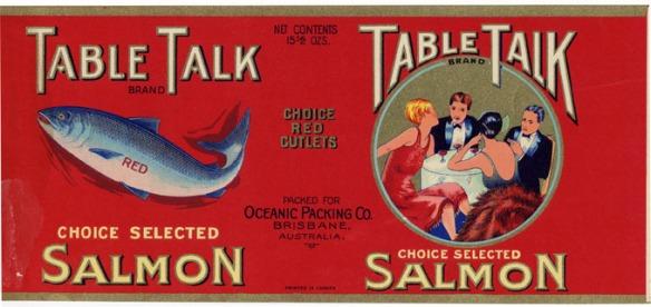 Table Talk Brand