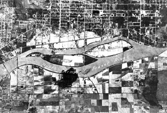 1935 Aerial Mosaic of Richmond dtl1