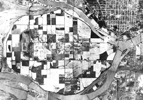 1935 Aerial Mosaic of Richmond dtl3