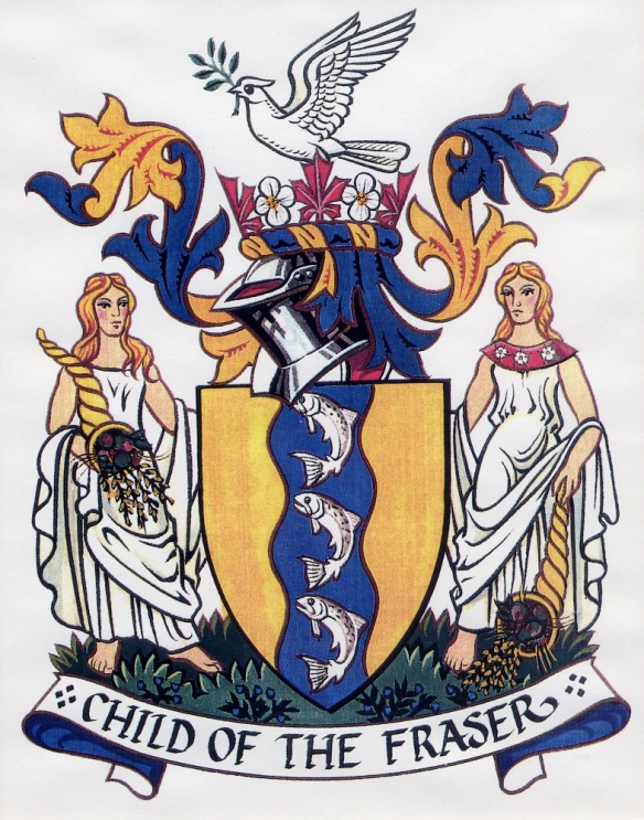 CRA Coat of Arms 7611 colour