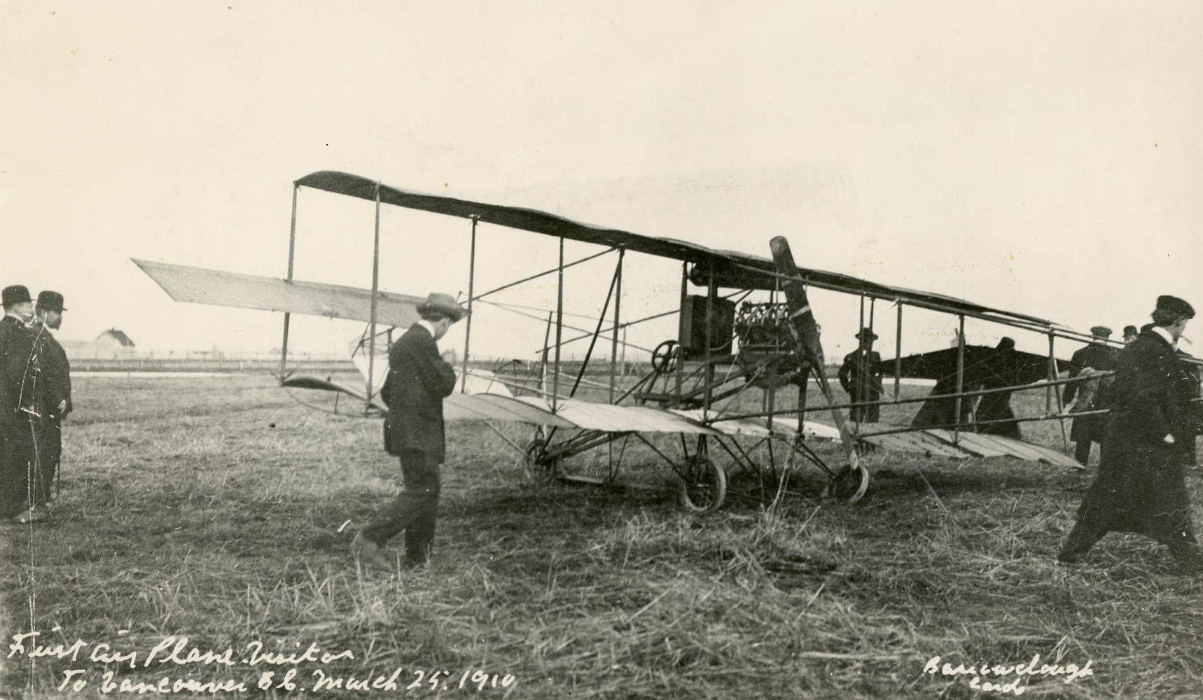 Aviation | Outside the Box – The Richmond Archives Blog