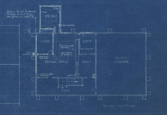 Plans of City Hall 2