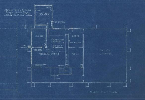 Plans of City Hall 2